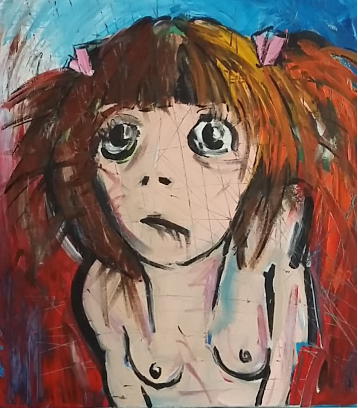 puberty gwenael milliner artiste peintre